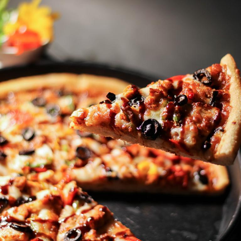 Margherita Pizza in Muscat Oman