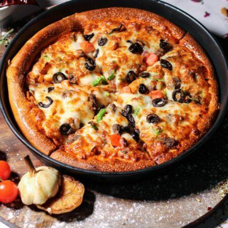 Modo Italian Pizza in Muscat Oman