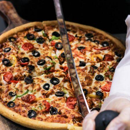 Polo Fajita Pizza in Muscat Oman