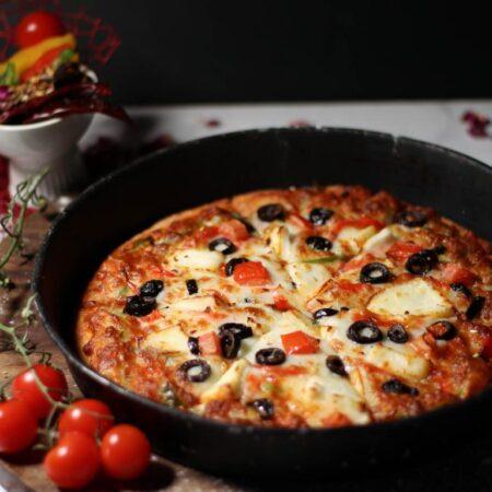Tandoori Paneer Pizza in Muscat Oman