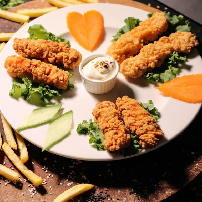 Chicken Strips in Muscat Oman